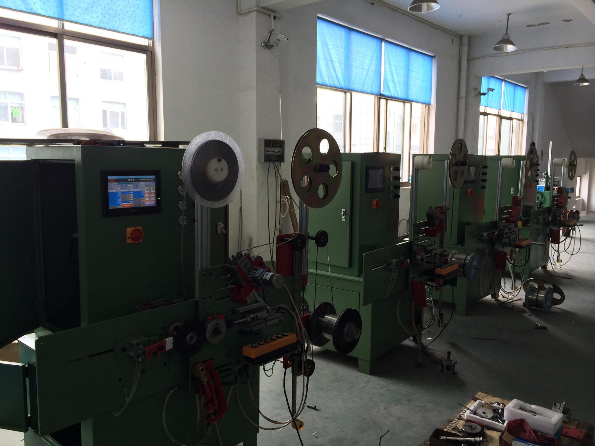 Automatic Winding Machine for producing spiral wound gasket